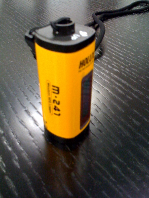 GPSロガー m-241を買ってみた
