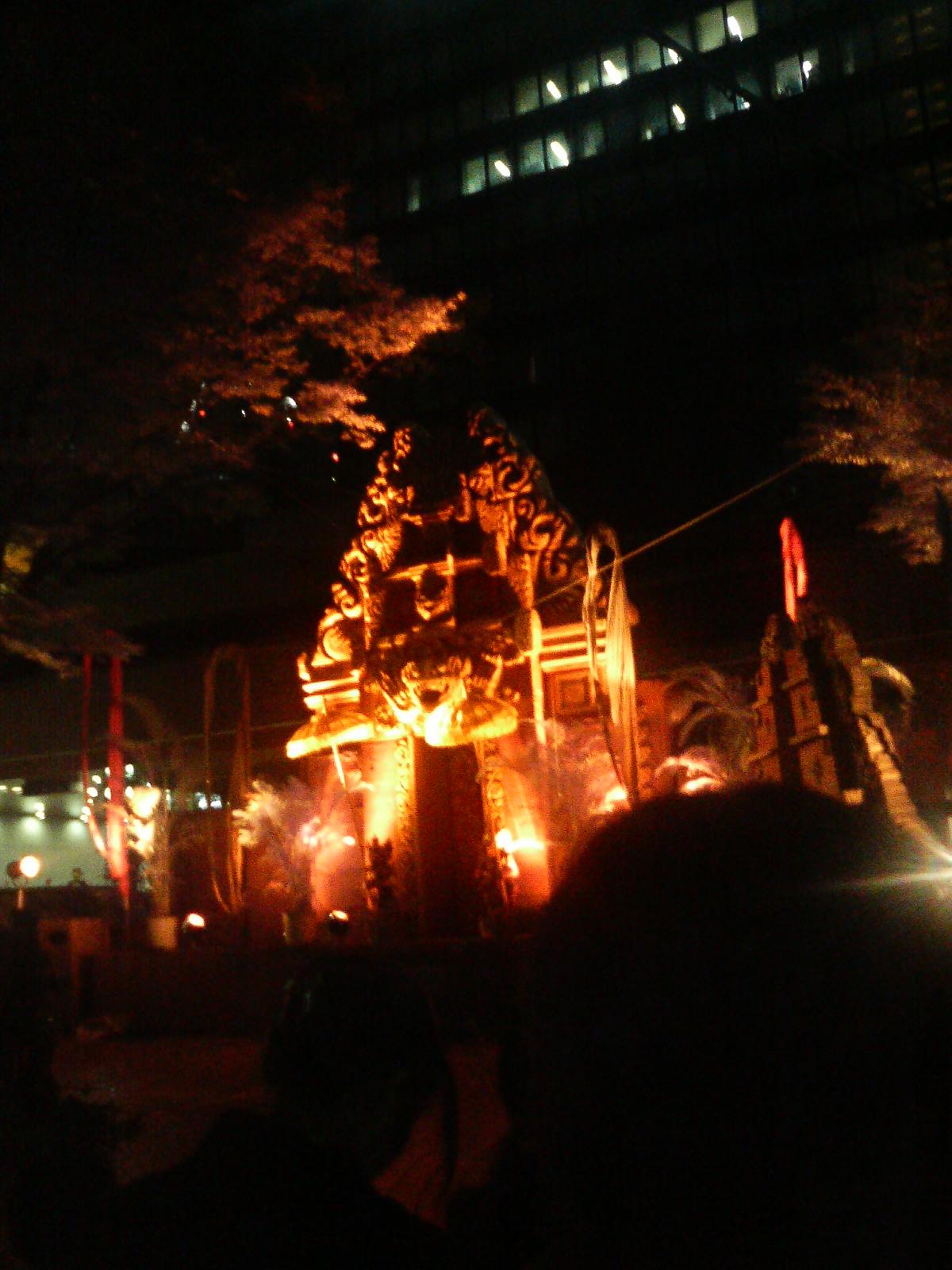 ケチャ祭り